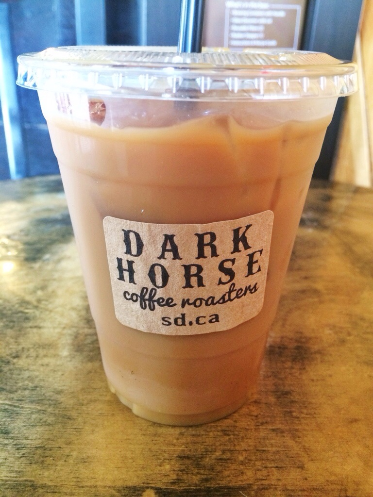 dark horse coffee roasters san diego