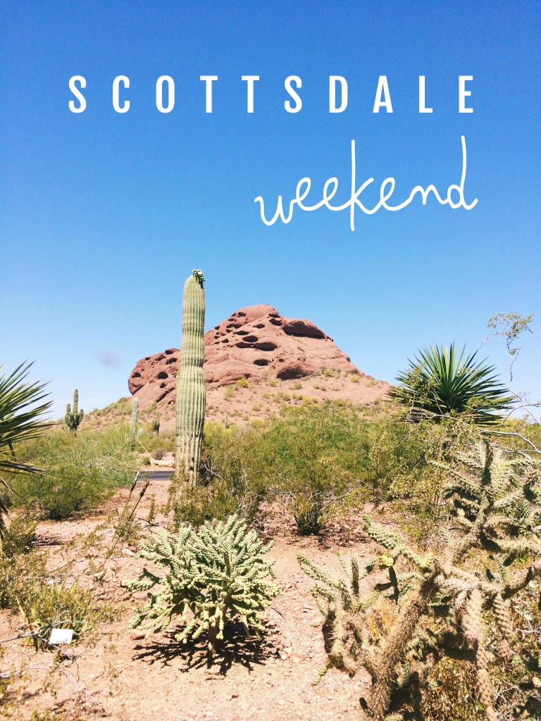 scottsdale weekend