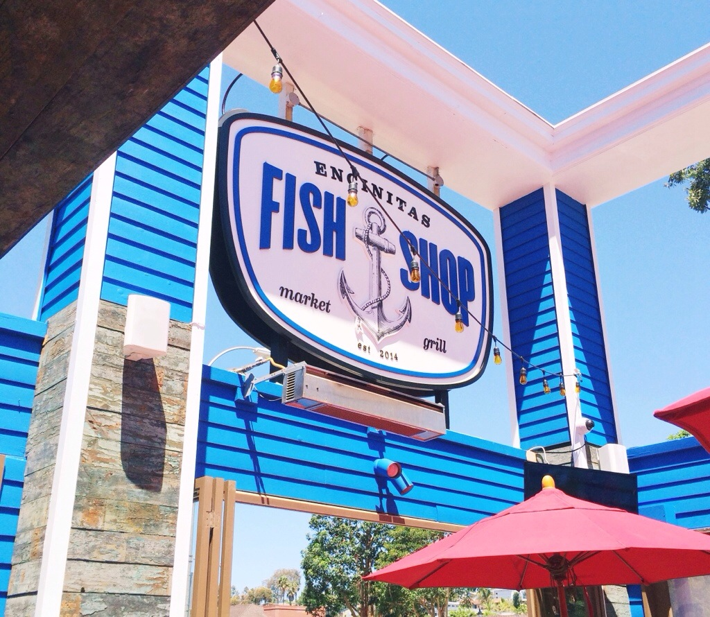 The Fish Shop Encinitas
