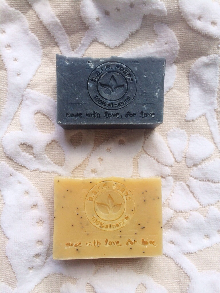 bare soaps charcoal
