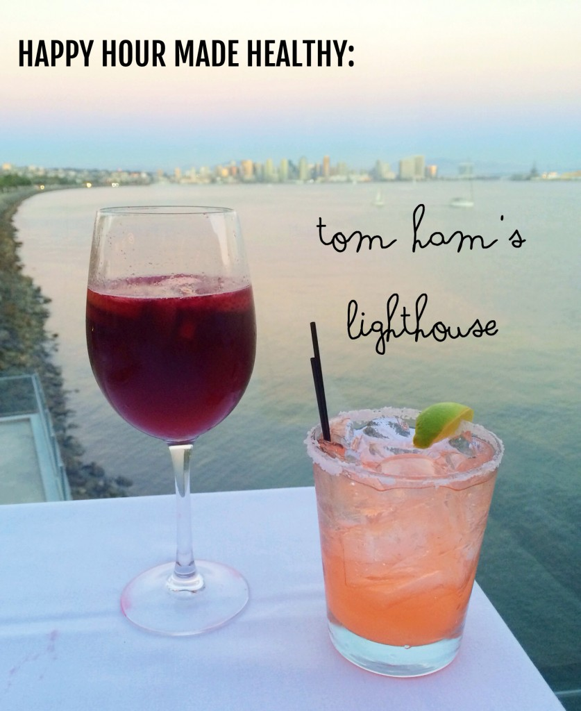 Happy Hour Made Healthy: Tom Ham's Lighthouse